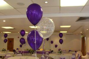 Balloons In Evesham