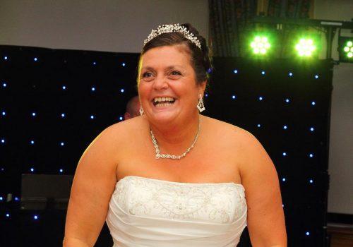 Bride in sutton Coldfield