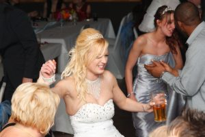 Bride Dancing Mobile Dj In Rowley Regis
