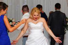 Bride In BICKENHILL