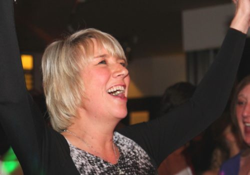 Dancing at the Ramada Sutton Coldfield