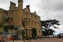 Dumbleton Hall Hotel CAR PARK