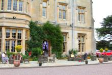 Dumbleton Hall Hotel. 1JPG