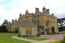Dumbleton Hall Hotel.NEAR EVESHAM JPG