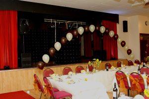 Helium Balloons Burntwood Memorial Insititute