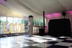 Dance floors in Bromsgrove