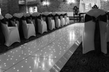 Led Dance floor Walkway Birmingham