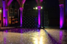 Uplighters and Dance floors Birmingham