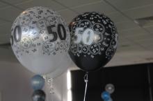 balloons In Burton