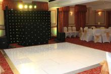 Mobile Dj Birmingham with Led Dance floor