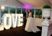 Mobile Disco in Bromsgrove with Love Letters