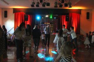 Mobile Disco In Stafforshire
