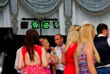 Mobile Dj At Somerford Hall Stafford