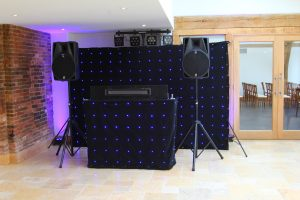 Small Mobile Disco In Tamworth