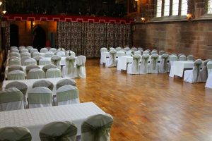 Wedding Chair Covers Guildhall Coventry