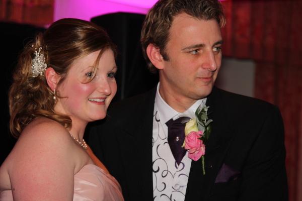 manor hotel Bride and Groom