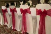 Chair Covers with Sash