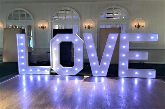 5ft Love Letters